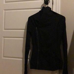 Lululemon Asymmetrical Zip Jacket — Sz 8